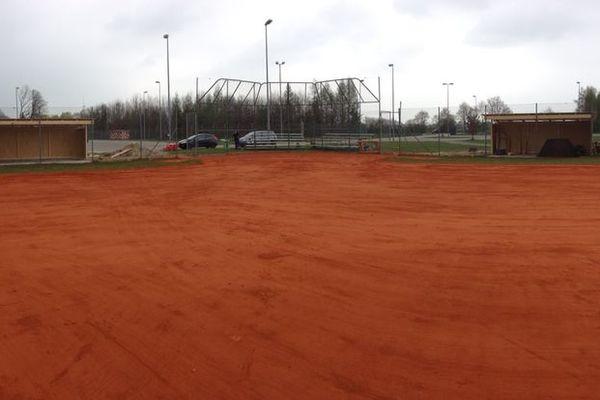 Baseballplatz Bad Aibling (ehem. US-Kaserne)