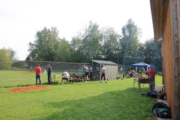 Baseballfeld Untermichelbach