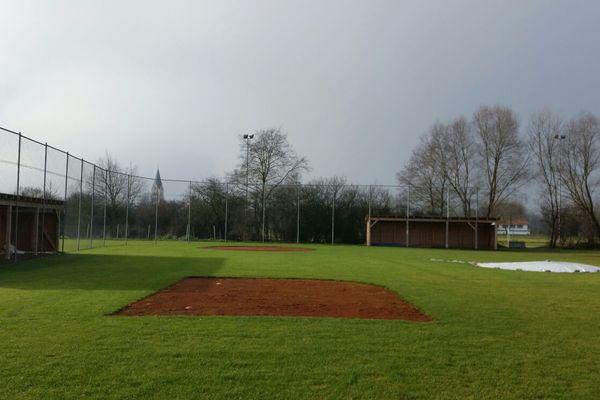 Fireballs - Baseballfeld