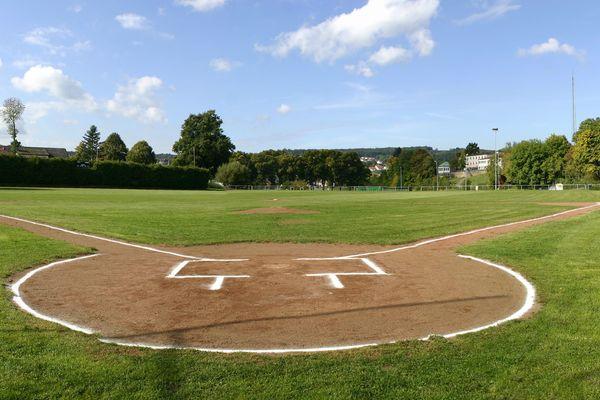 Baseballfeld am Erdbach
