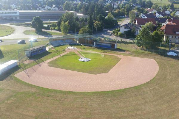 Baseballfeld 'Alter Sportplatz'