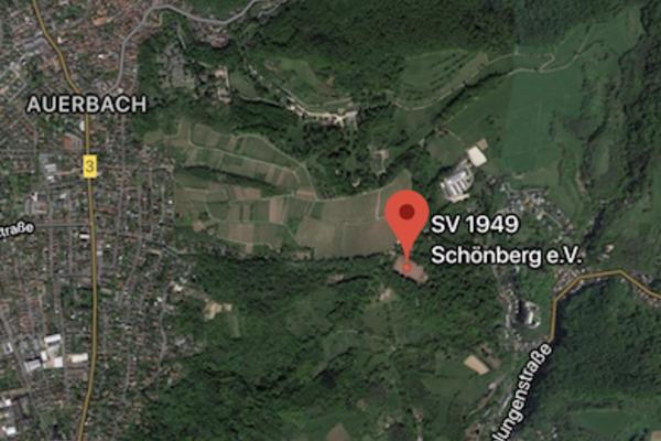 Knights Ballpark beim SV Schönberg