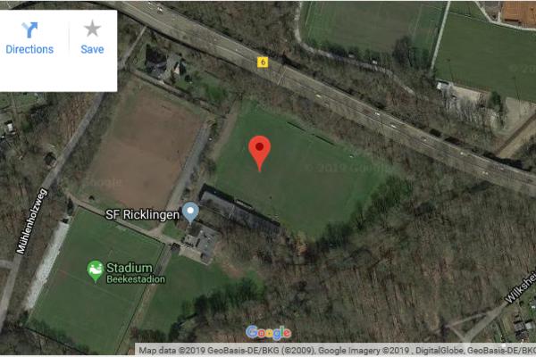Ricklingen Baseball Field