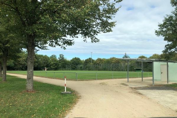 DJK Schweinfurt A-Junioren Sportgelände